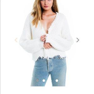 Wildfox Palmetto sweater - S
